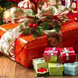 Праздничная ярмарка подарков на ВДНХ