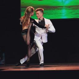 Светский танцевальный тест-драйв