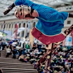 Фестиваль «ЭКСТРИМ ПАРК на Лыжном Салоне 2016»