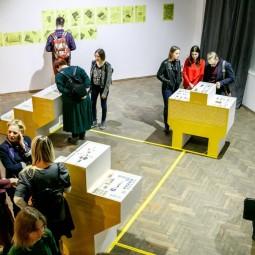 Выставка «Советский модернизм. Откуда: и Куда:»