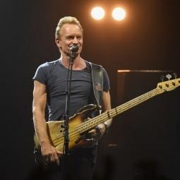 Концерт Sting в Москве 2017