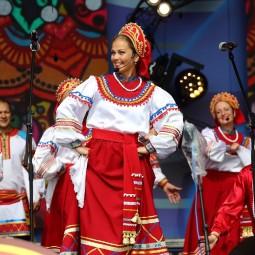 Фестиваль «Русское Поле» 2021