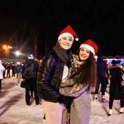 Старый Новый год в парке «Сокольники» 2018