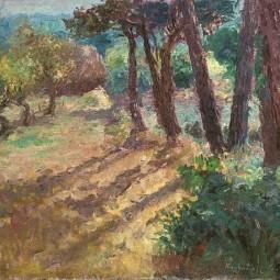 Выставка «Константин Кузнецов. Париж, Бретань, Нормандия»