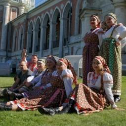 Фестиваль «Русское поле» 2017