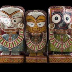 Выставка «Орисса – земля Джаганнатха»