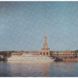 Выставка «Северный речной вокзал»