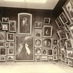 Выставка «К 125-летию передачи Третьяковской галереи городу Москве»
