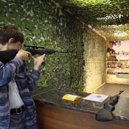 Турнир по стрельбе из пневматической винтовки «Двойная цель» 2017
