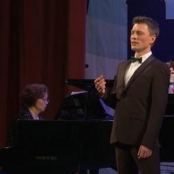 Концерт «Для милых дам!» в «Аптекарском огороде» 2017