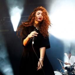Концерт Lorde 2018
