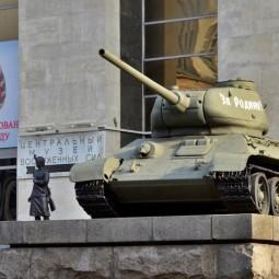 День Победы в Музее Вооруженных сил 2021