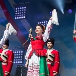 Фестиваль «Казачество. Традиции и современность» 2019