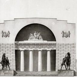 Выставка «Античность в архитектурном наследии Москвы»