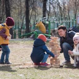 День народного единства в парке «Красная Пресня» 2016