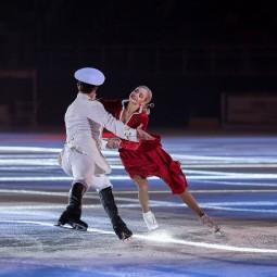 Ледовый спектакль «Анна Каренина»