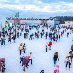 Открытие зимнего сезона в парках Москвы 2019