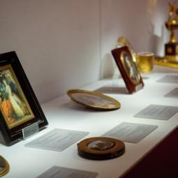 Выставка «Империя в миниатюре. В царском круге»
