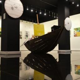 Выставка «Большое и маленькое»