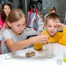 Фестиваль науки в Дарвиновском музее 2021