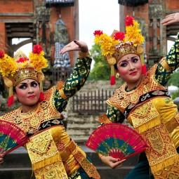 Фестиваль Индонезии в саду «Эрмитаж» 2016