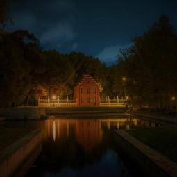 Акция «Ночь музеев» в Кусково 2020