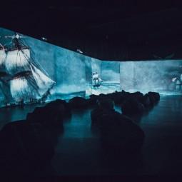 Выставка «Айвазовский. Рерих. Ван Гог. Климт. Ожившие полотна»