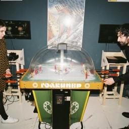Выставка«Game Overnight»