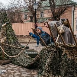 День защитника отечества в Музее ратной истории 2021