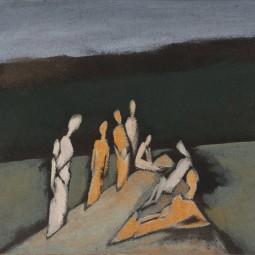 Выставка «Борис Кочейшвили. Я и ОНИ»