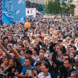День города Москвы вместе с РЕН ТВ 2018