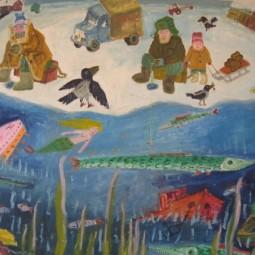 Выставка «Воскресные сказки»