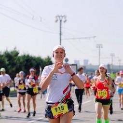 Полумарафон«Лужники» 2018