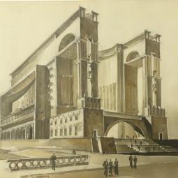Выставка «Советская античность»