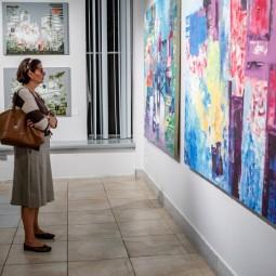 Выставки «Диалектика и метафизика города»