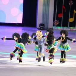 Международный детский фестиваль танцев на льду 2018