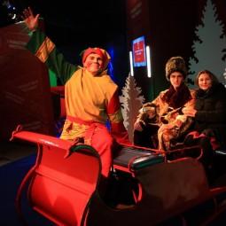 Выставка «История празднования Рождества в России»