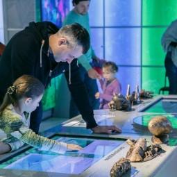 Акция «Ночь музеев» в Дарвиновском музее 2020