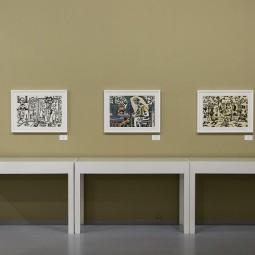 Выставка «Федор Семенов-Амурский. В садах моего воображения»