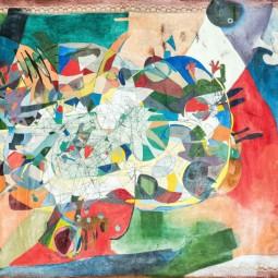 Выставка «О тишине на поле»