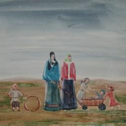 Выставка «Маленькое» искусство»
