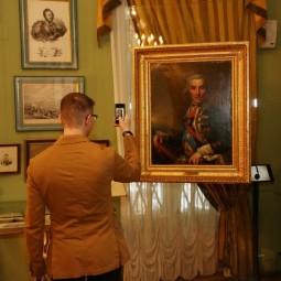 Празднование 60-летия Музея А.С. Пушкина 2017