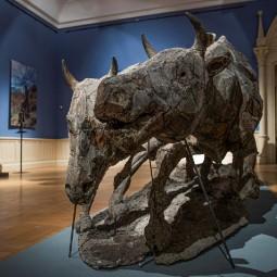 Выставка «Скульптура Владимира Соскиева»