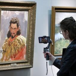 Акция «Ночь искусств» в Выставочных залах Москвы 2020