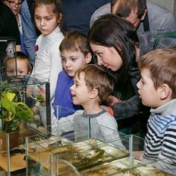 Всемирный день воды в Дарвиновском музее 2020