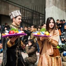 Дни Навруза настаром Арбате 2018
