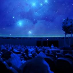 Дни полнокупольного кино в Планетарии 2020