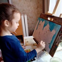 Выставка детского рисунка «Природа планеты»