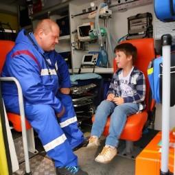 Фестиваль московской скорой помощи «100 лет спасаем жизни» 2019