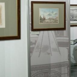 Выставка «Памятник Минину и Пожарскому вМоскве»